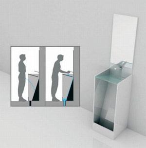 urinal sink