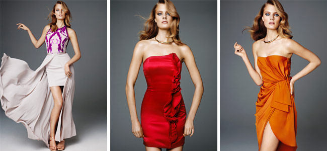 H&M unveils its collection of eco-friendly dresses
