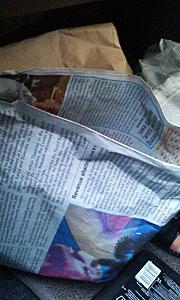 Going plastic bag-free