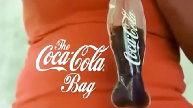 The Coca Cola Bag in El Salvador