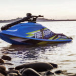 Electric jetski lets you ride through more waterways