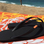 Olli flipflops take steps to help people and the planet