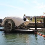Baltimore's Mr. Trash Wheel is keeping the river clean