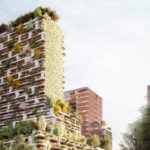 Another vertical forest tower rises, this time in Utrecht
