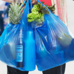 Plastic bag use has dropped in England, according to Defra