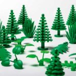 Lego breaks out its eco-friendly pieces