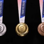 The 2020 Tokyo Olympics medals are finally out