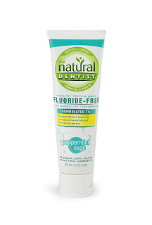 The Natural Dentist Fluoride-Free
