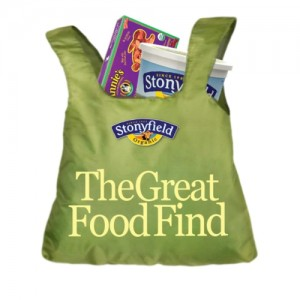 STONYFIELD THE GREAT FOOD FIND