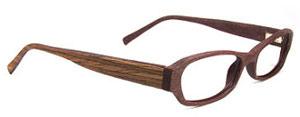 Sires Crown Adamina Rosewood Eyeglasses