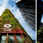 Oasia Hotel Downtown in Singapore