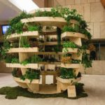 IKEA's Space10 teams up with architects to design an indoor food-growing garden