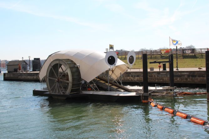 Baltimore's Mr. Trash Wheel