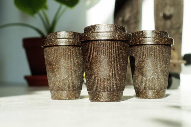 Kaffeeform cups